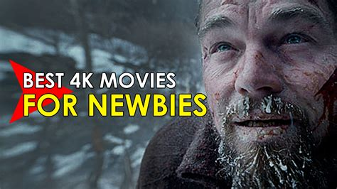 The Top 10 Best 4k Blu-Ray Movies For Newbies | MOVIE TALK