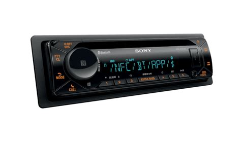 MEXN5300BT/Q EA | Buy CD Receiver with BLUETOOTH