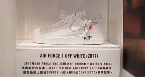 An Inside Look at the Nike Air Force 1 Anniversary Exhibit