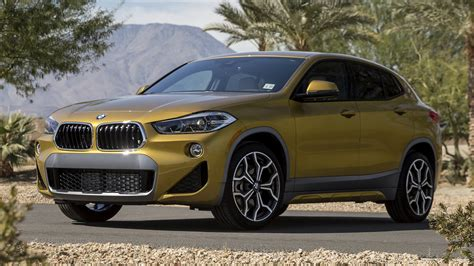 2019 BMW X2 M Sport X (US) - Wallpapers and HD Images