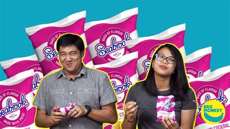 Cucur udang Seabrook   Bruhaha Special Episode #8 - YouTube