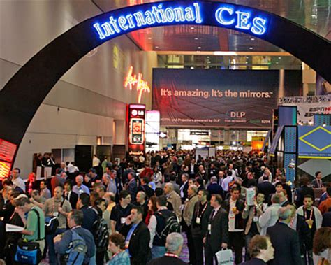CES 2020 - The annual global technology event held in Las