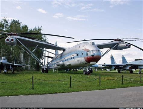 World's Largest Heavy Lift Helicopter Ever