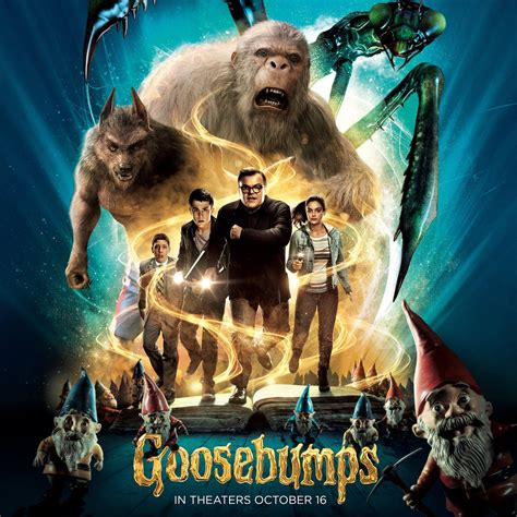'Goosebumps' 2015 Movie: 16 Monsters From The R