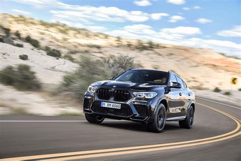 New 2020 BMW X5 M and X6 M Unveiled - Motor Illustrated