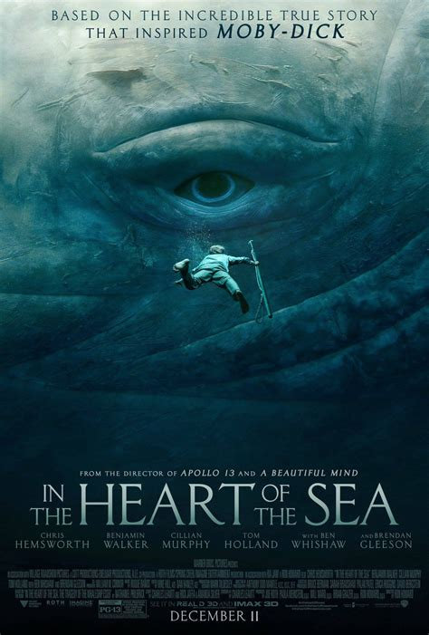 In the Heart of the Sea DVD Release Date   Redbox, Netflix