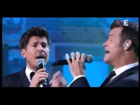 """Vincent Niclo: """" Ses duos masculins """" ( part 1) - YouTube"""