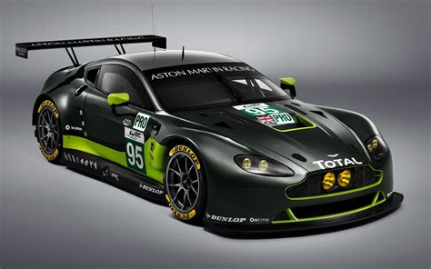 2016 Aston Martin Vantage GTE - Wallpapers and HD Images