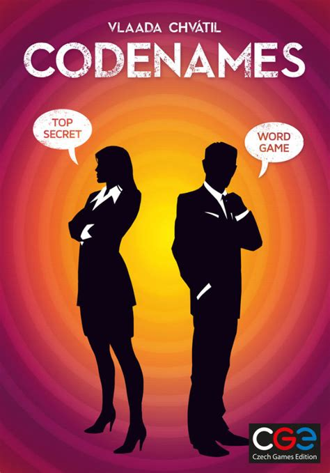 Ars Cardboard: Codenames, the secret agent party game you