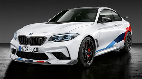 2018 BMW M2 Competition M Performance Accessories 4K