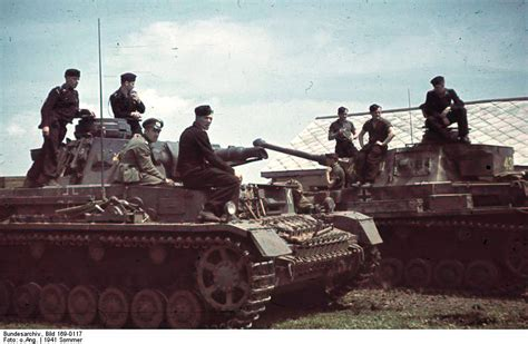 Photothread: Colour photos of Axis Panzers in WW II - Page