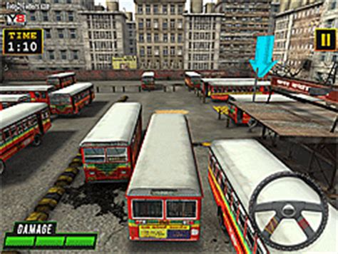 BEST Bus 3D Parking Game - Play online at Y8