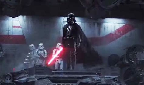 Star Wars Why DIDN'T Vader grab the Death Star plans with