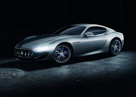 Maserati to Launch Electric GT by 2020, Laughs at Tesla's
