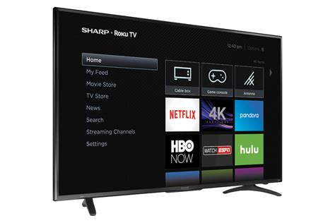 It's time for cord cutters to embrace the smart TV   TechHive