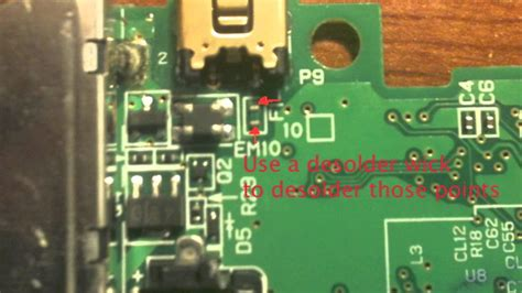 Ds Lite Fuse Repair Ds Wont turn on - YouTube