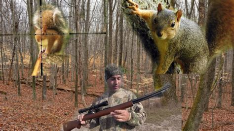 Squirrel Hunting Basics with the Marlin 60