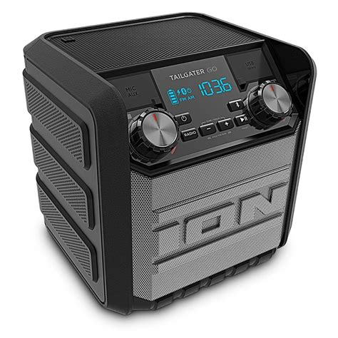 ION Tailgater Go Portable Wireless Speaker - B-Stock at
