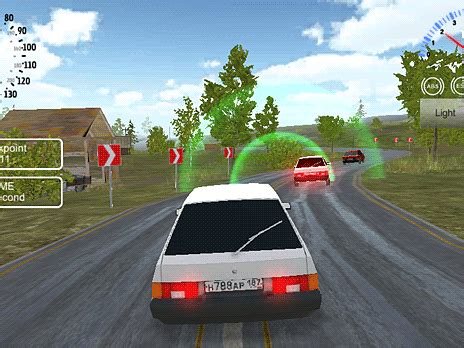 Play Russian Car Driver HD game online - Y8