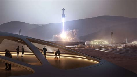 SpaceX's Elon Musk and his plans to send 1 million people