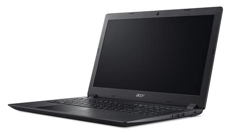 """Acer Aspire 3 A315-31-C1B4 15,6"""" Notebook fekete (NX"""