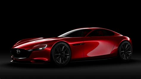 New Mazda RX-Vision Concept Looks Into The Rotary's Future