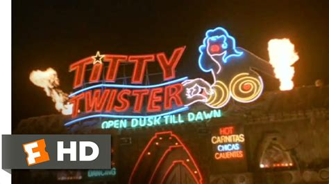 From Dusk Till Dawn (3/12) Movie CLIP - The Titty Twister