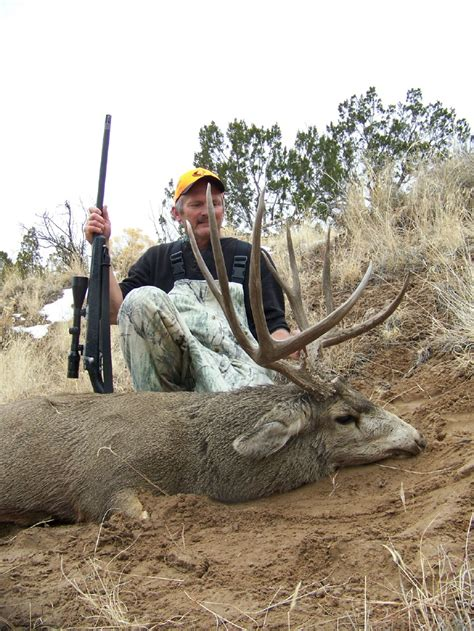 Navajo Big Game Adventures - If you have a passion for hunting big bucks! Hunt The NAVAJO With