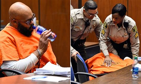 Suge Knight collapses in court after judge ordered he be