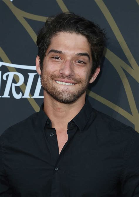Tyler Posey at Variety Power of Young Hollywood in Los