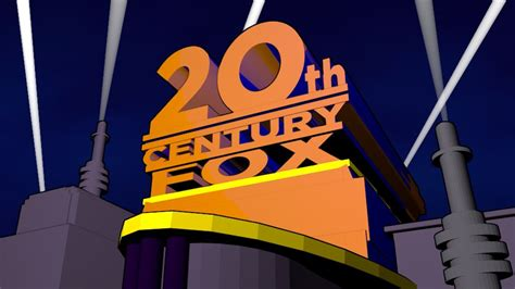 20th Century Fox (MacDonalds Style 1990's) (OLD) by