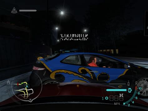 Need For Speed Carbon Honda Civic Type-R Mugen   NFSCars