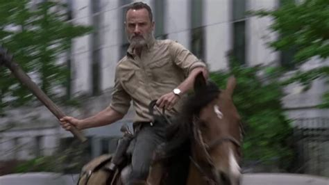 Watch the opening minutes of The Walking Dead's season 9
