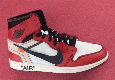 OFF-WHITE's Upcoming Sneaker Collaborations Feature the
