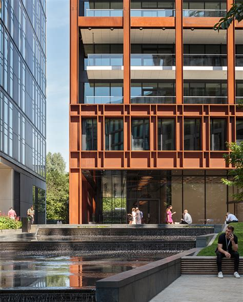 4 Pancras Square : Office : Projects : Eric Parry