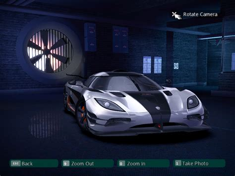 Need For Speed Carbon Koenigsegg One:1   NFSCars