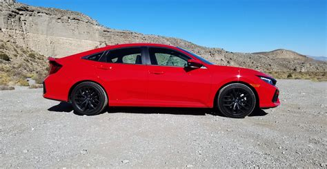 First Spin: 2020 Honda Civic Si   The Daily Drive
