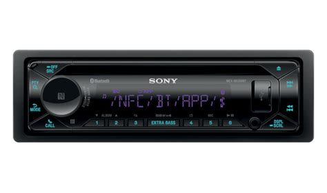 MEXN5300BT | Buy CD Receiver with BLUETOOTH® Technology