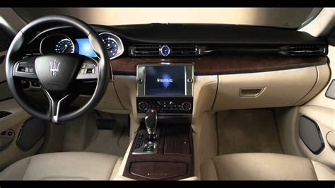 2013 Maserati Quattroporte In Detail First Full Commercial
