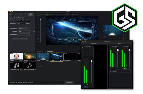 Industry's Most Powerful Game Streaming Software Now
