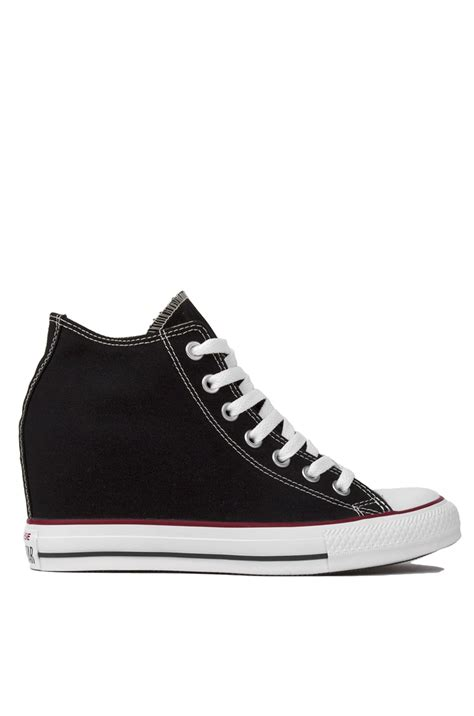 Converse Women's Chuck Taylor All Star Lux Mid Top Sneaker