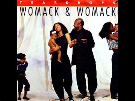 """(5) Womack & Womack - Teardrops (12"""" Extended) - YouTube"""