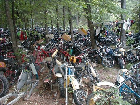 Woody's Cycles Salvage Yard | Woody's Cycles