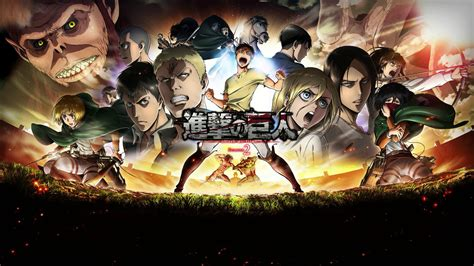 Attack On Titan HD Wallpaper   Background Image