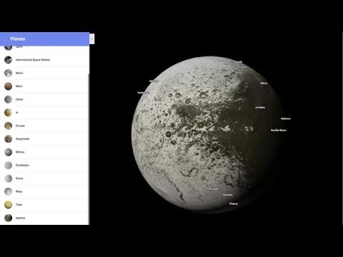 Getting to Know Google Earth