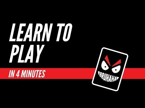 Bruhaha : How to Play in 4 Minutes - YouTube