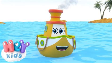 Songs For Kids: The Little Boat + many more nursery rhymes