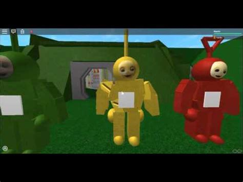 Teletubbies Episode 1 Hey Diddle Diddle! (ROBLOX) | Doovi
