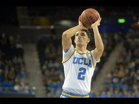 Lonzo Ball Shooting Form In Slow Motion - YouTube